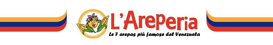 L`Areperia logo
