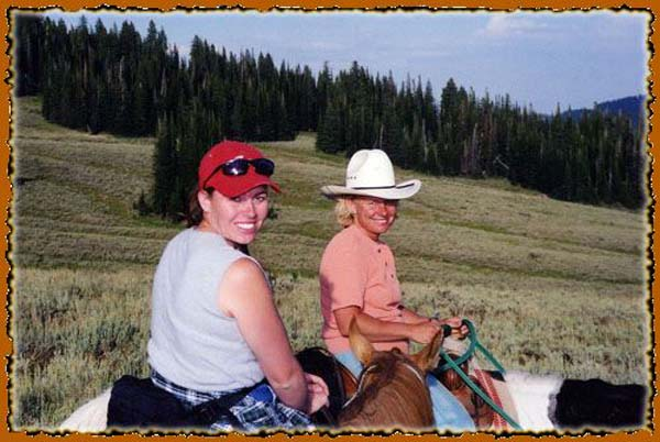 Bridger - Teton National Forest in Western Wyoming Outfitter