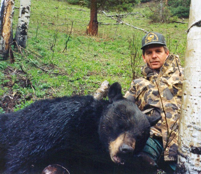 Wyoming Spring bear hunting