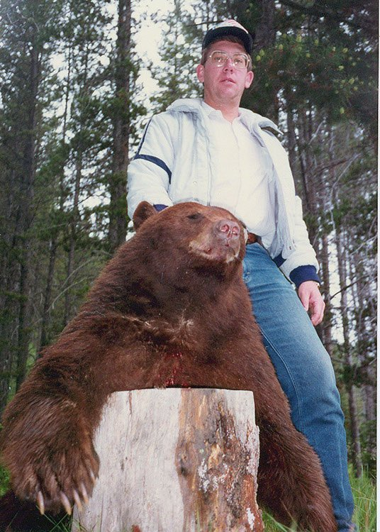 Wyoming Spring bear hunt
