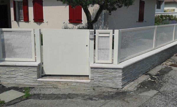cancello da esterno