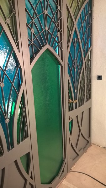 decorazioni porta