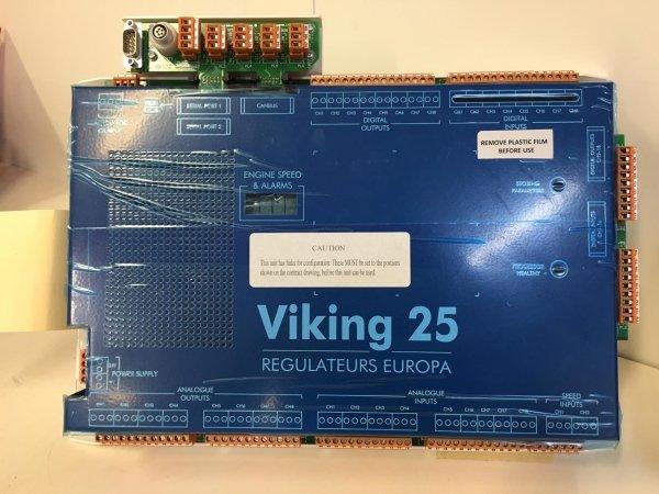 Regolatori di giri digitali Viking 25