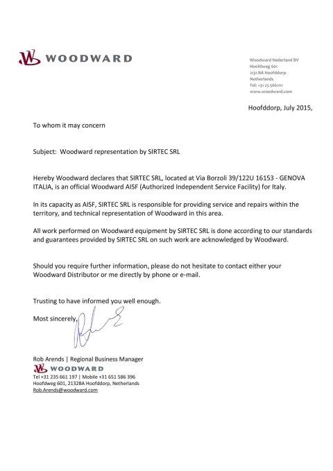 SIRTEC-AISF-Woodward-representation