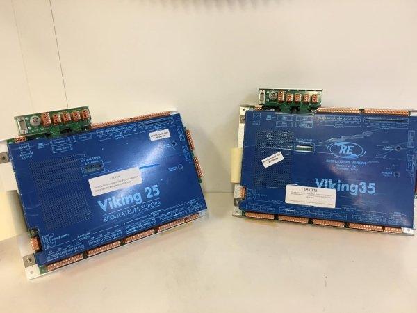 Regolatori di giri digitali Viking 35 e 25
