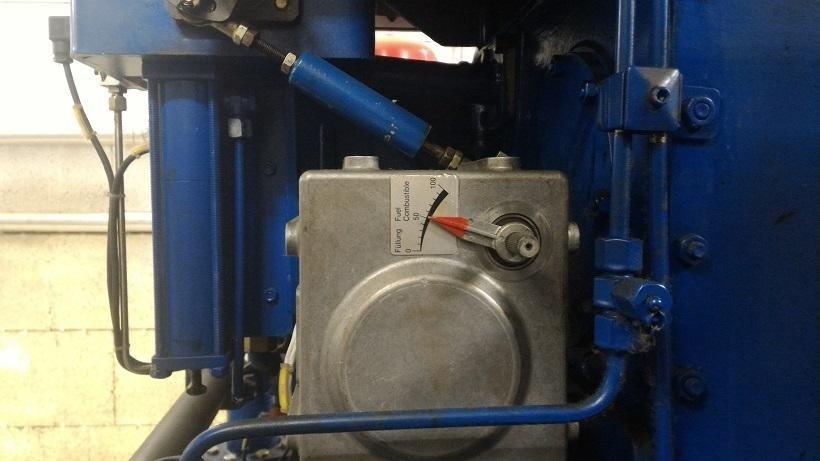 Vegetable oil engine 1