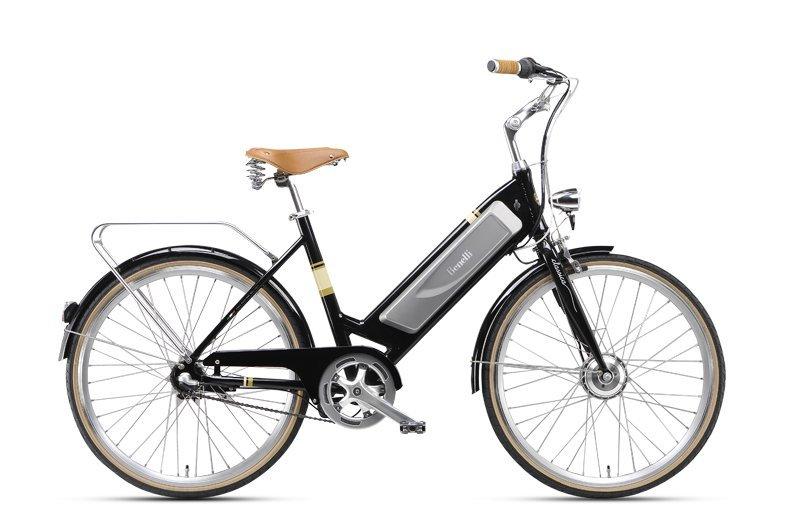 bici elettrica benelli