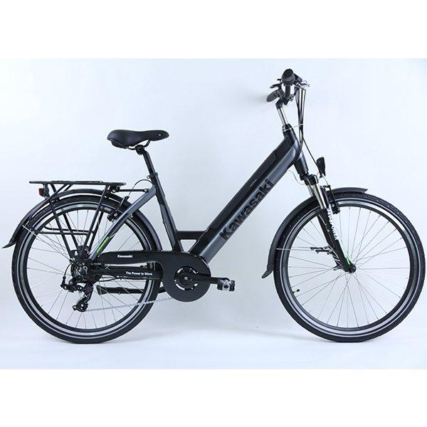 bici elettrica kawasaki