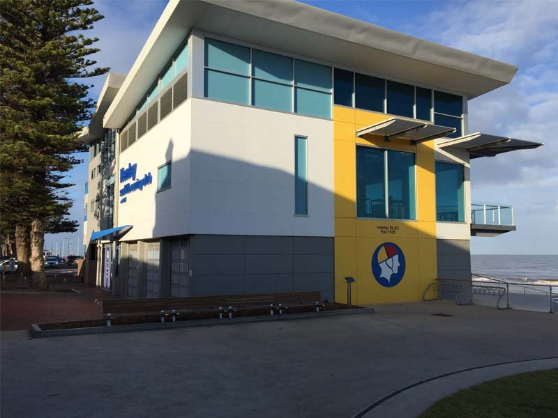 surf lifesaving clubhouse