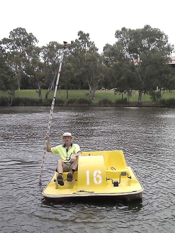 depthing river torrens
