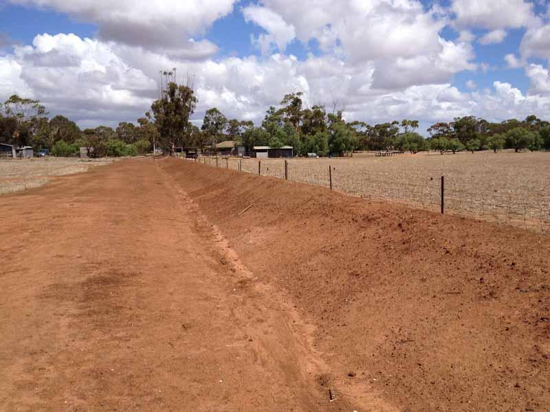 drain construction