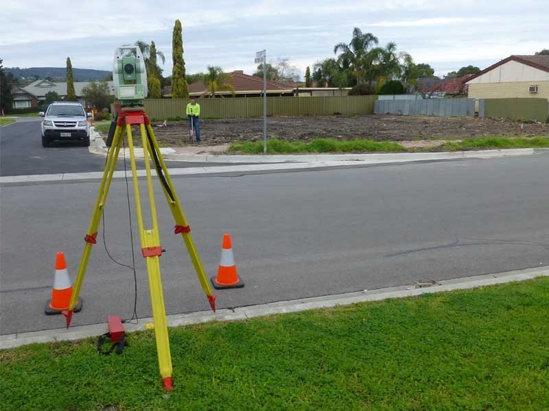 land division surveying
