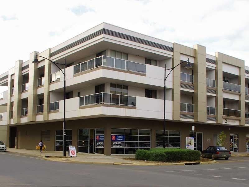multi-level apartments