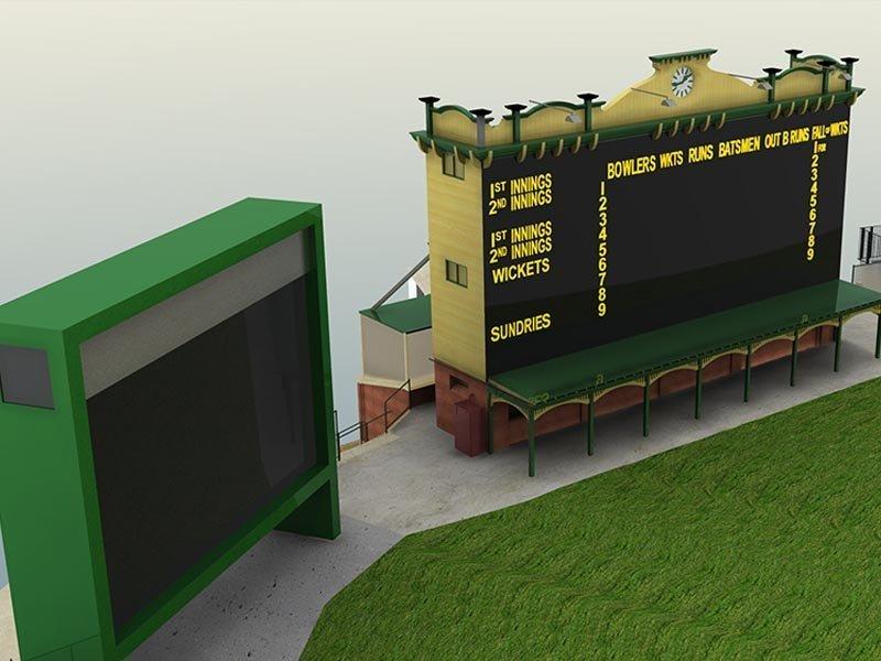 northern hill scoreboards