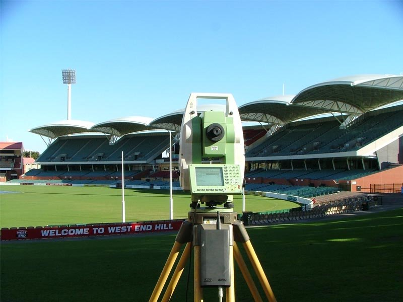 total station western stand