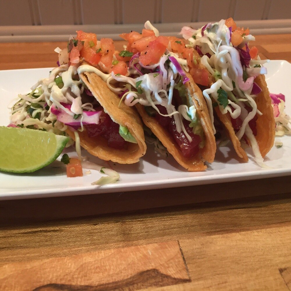 Stacked & Folded Tacos