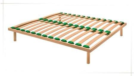 Reti con telaio in legno e acciaio