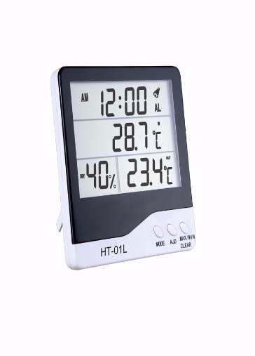 HT-01L Thermo-Hygrometer