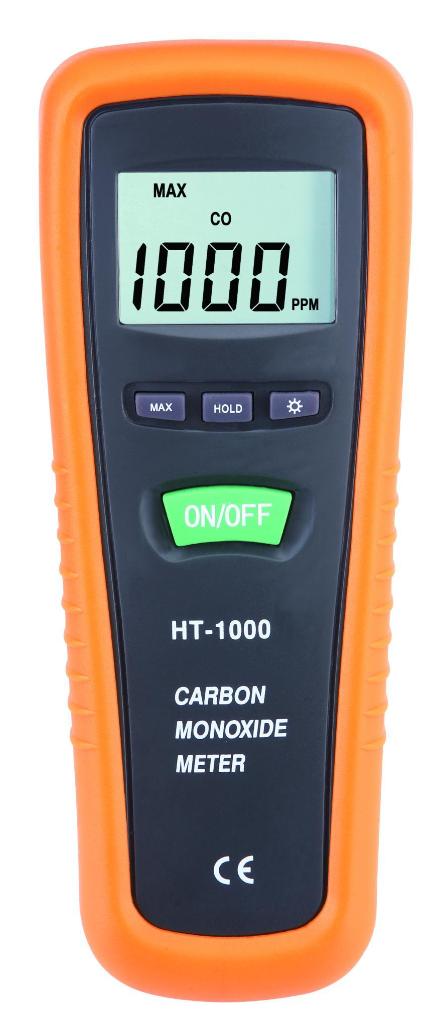 HT-1000 Carbon Monoxide Meter