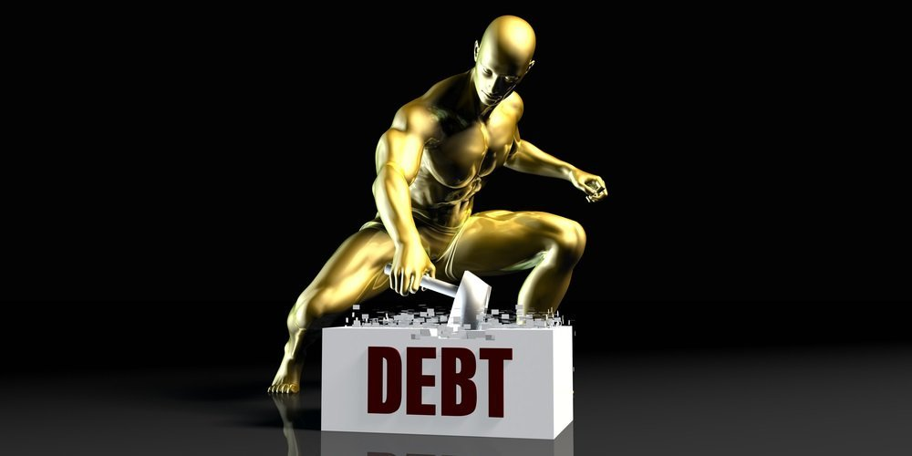 don't fight debt alone