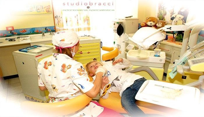 Dentista bambini