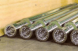 cilindri in acciaio