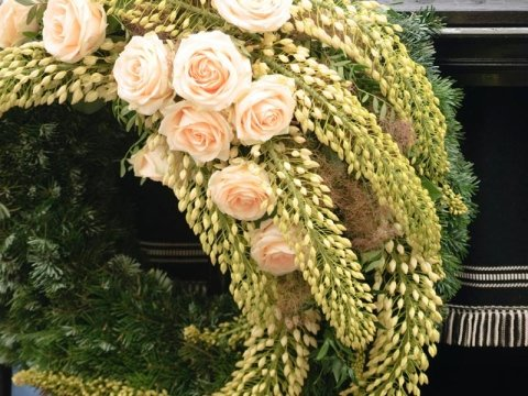 addobbi floreali Olivato