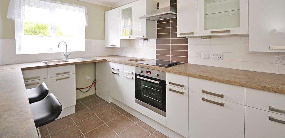 Porcelain tiles  - Sandown, Isle of Wight - Wight Tile Ltd - Kitchen tiles