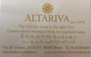 Altariva Outlet - Roma