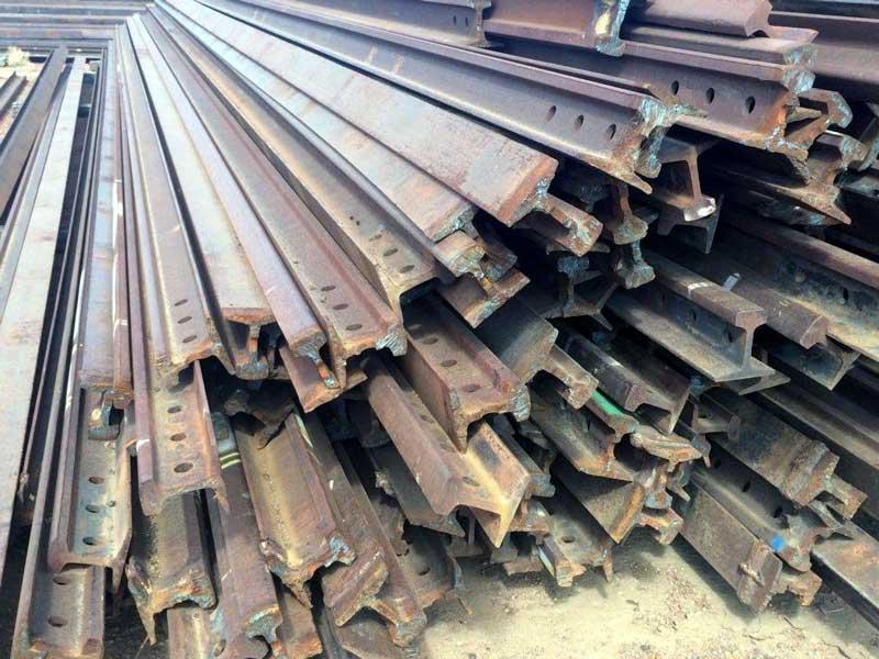 used railway line for sale | steel rails | australia | Denpaq Pty Ltd