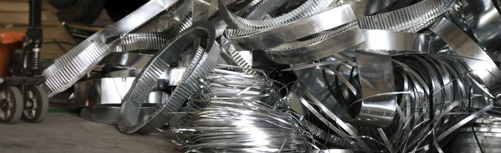 raccolta alluminio potenza