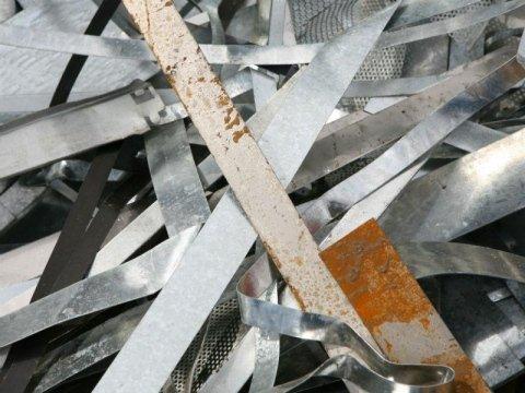 recupero metalli potenza