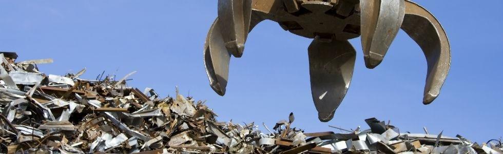 gestione rifiuti ferrosi