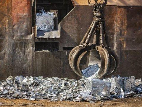 smaltimento alluminio potenza
