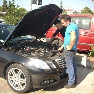 manutenzione motori autoveicoli