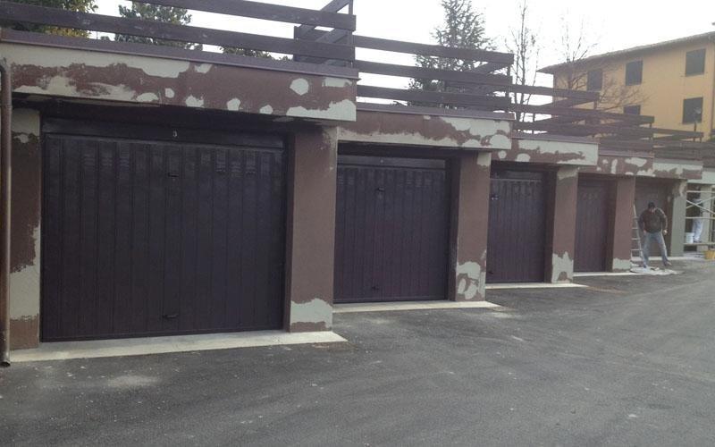 ristrutturazione garage erba