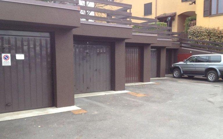 rifacimento garage erba