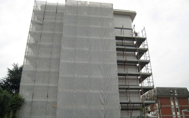 rifacimento edifici erba