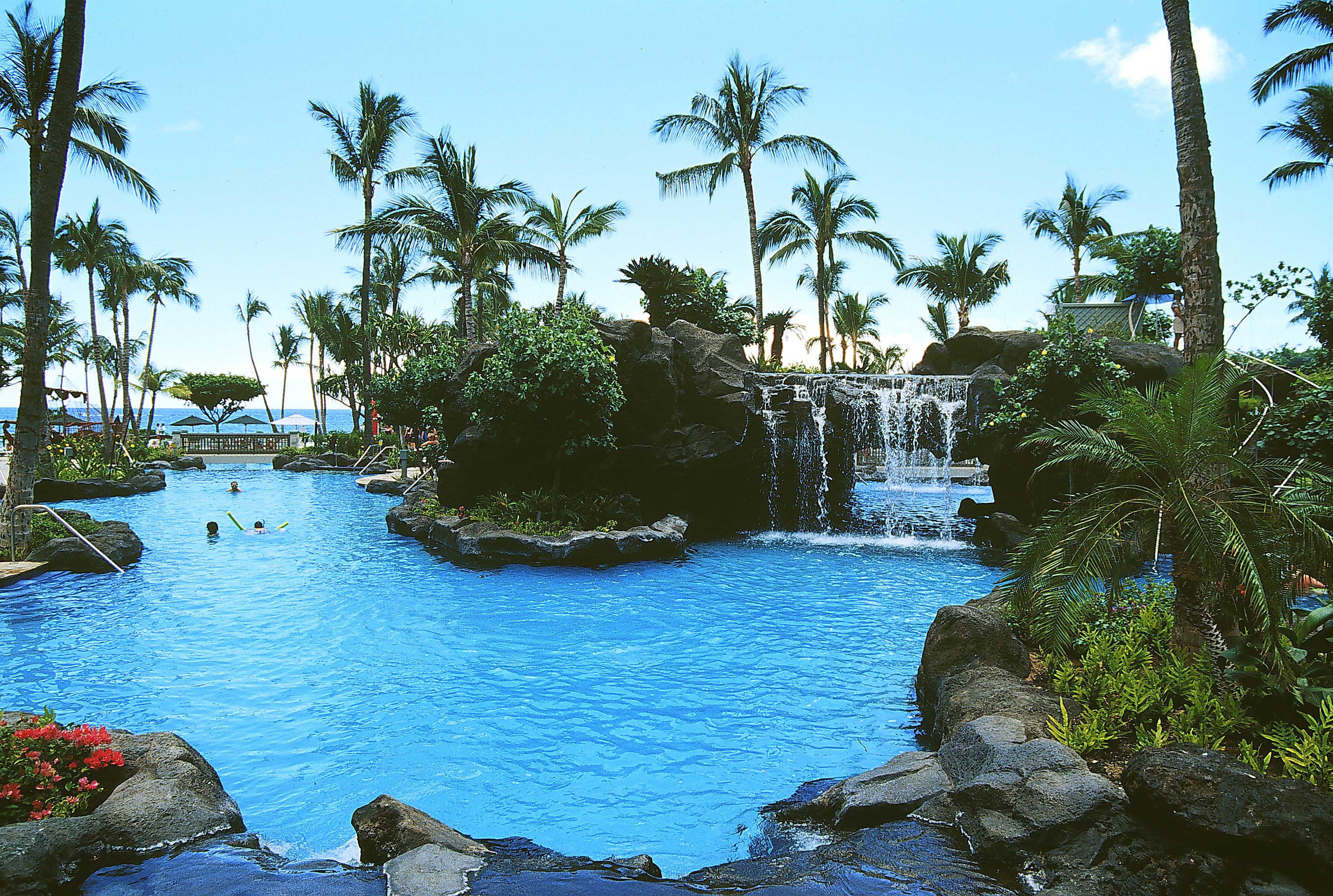 Swimming Pool Contractors In Oahu Hi Pacific Aquascapes