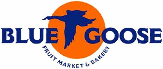 Blue Goose Logo