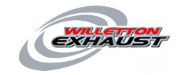 willetton exhaust business logo