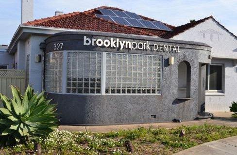 brooklyn park dental surgery frontage