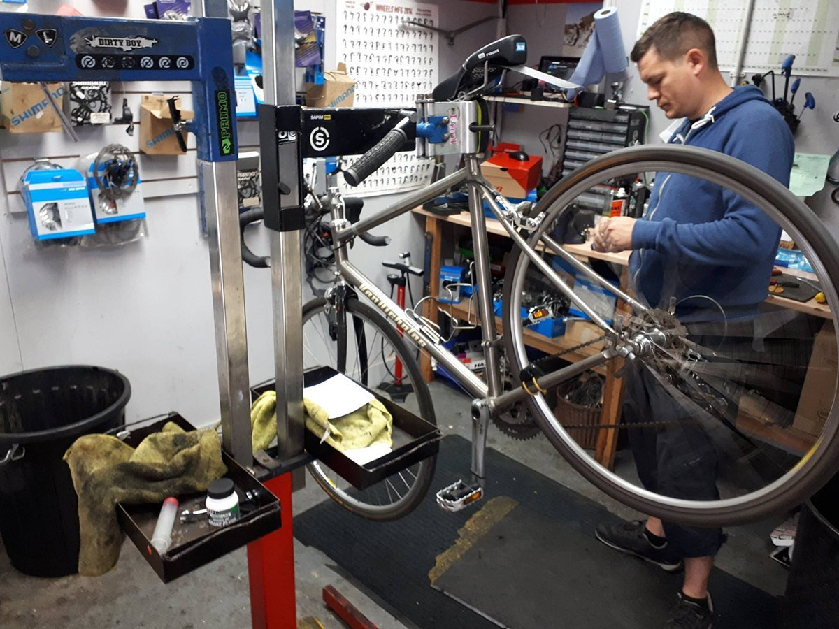 cycle repair