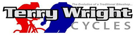 Terry Wright Cycles company logo