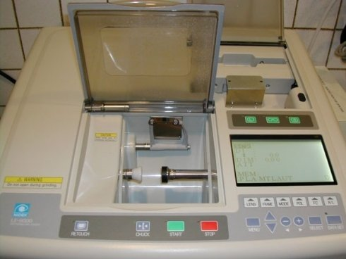 misurazione diottrie