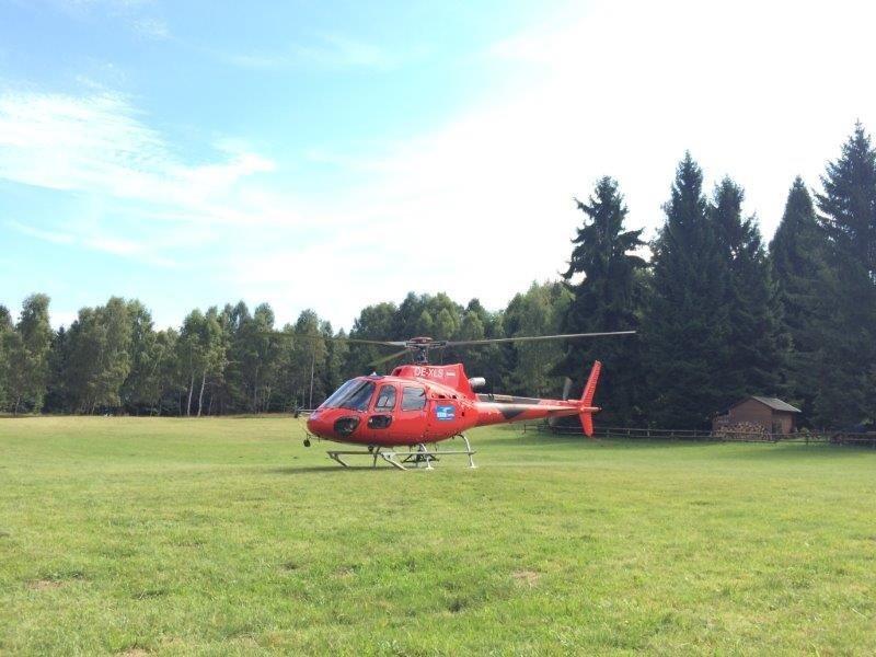 voli panoramici elicottero