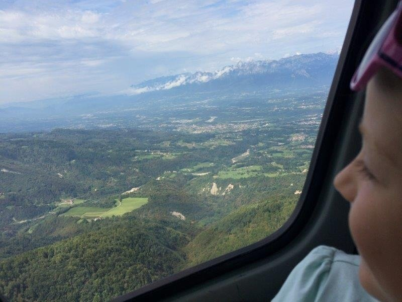voli elicottero bambini