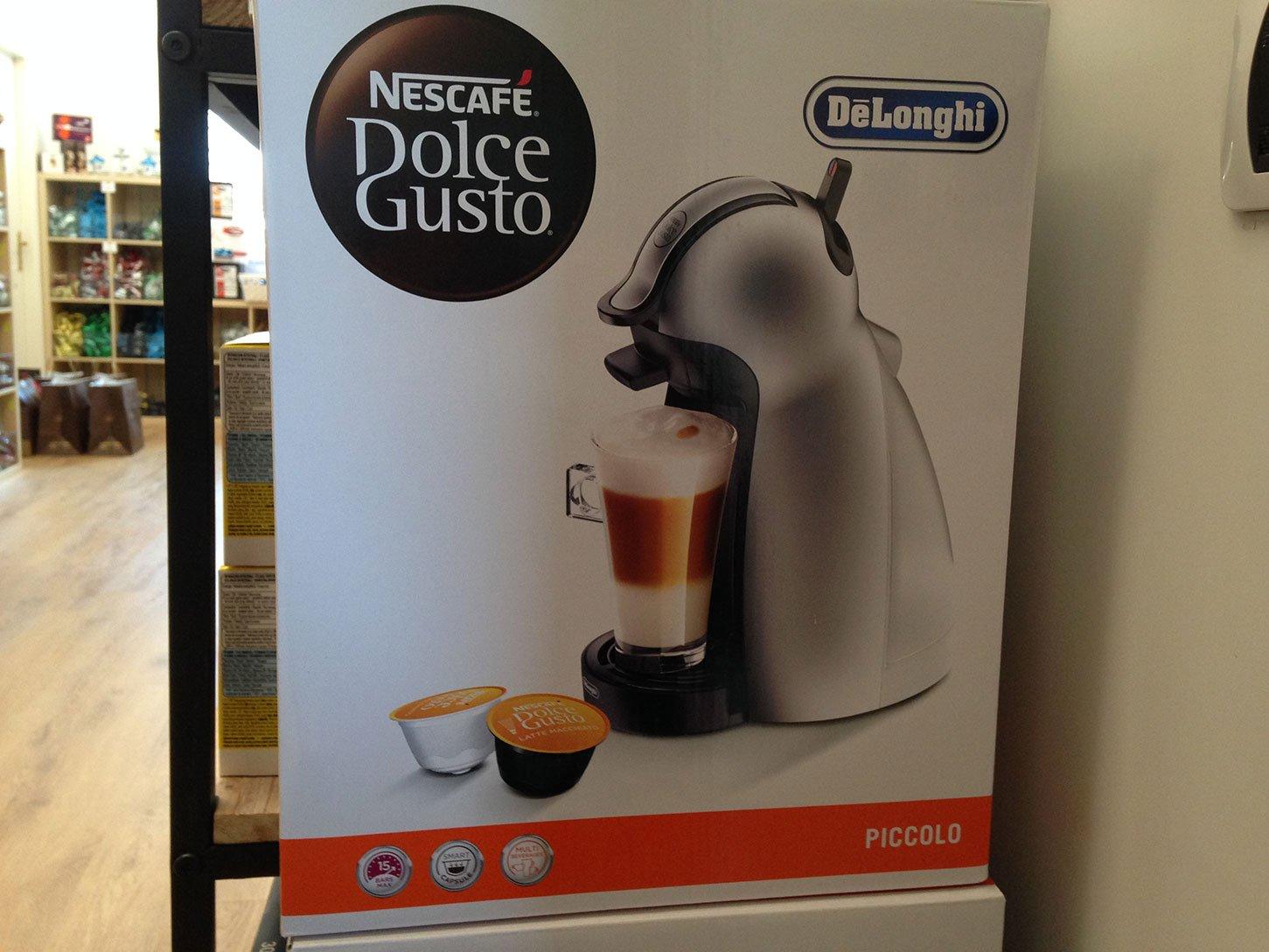 Macchina da caffé Nescafe Dolce gusto per DeLonghi