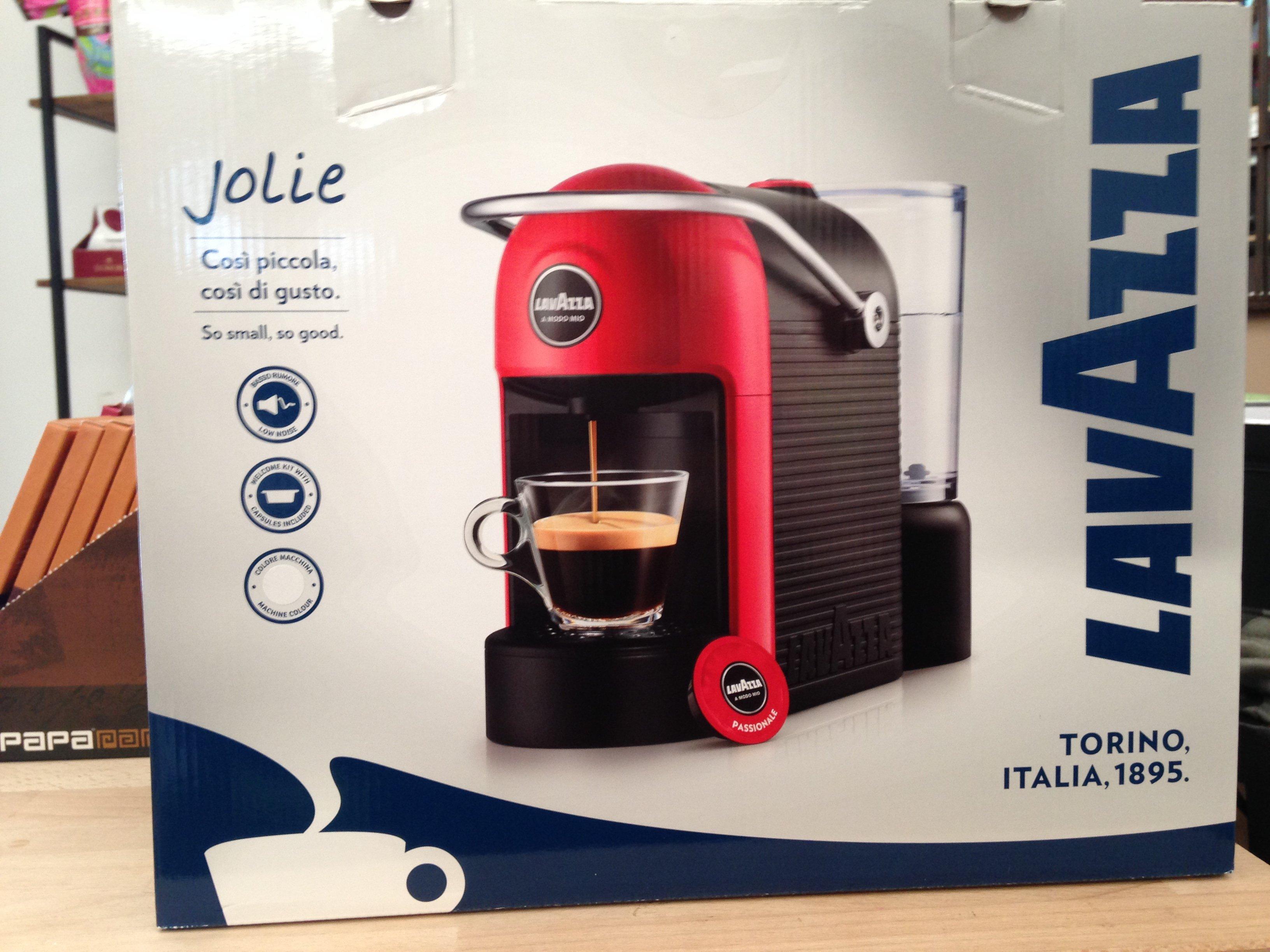 macchina da caffé Jolie per Lavazza