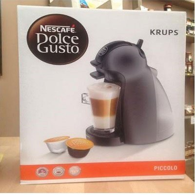 Macchina da caffé Nescafe Dolce gusto per Krups